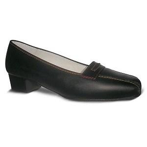 Zapatos-para-Azafatas-comodos-negros-modelo-Medio