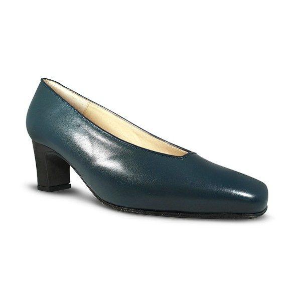 zapato-azul-para-azafata-comodo-atlantico