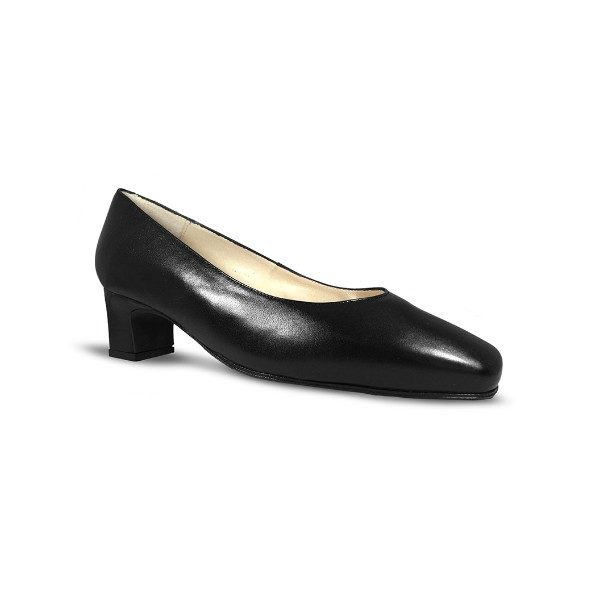 zapato-para-azafata-comodo-Negro modelo n
