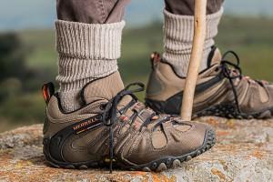 zapatos ejercicio