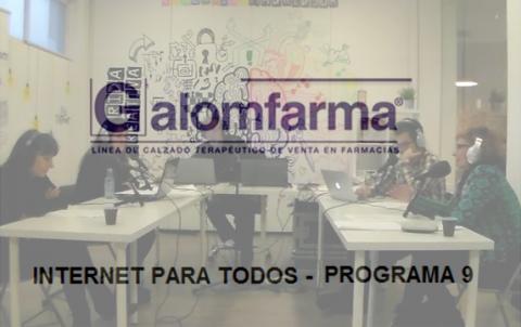 Entrevista a Galomfarma en el programa de radio Internet para Todos