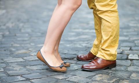 ¿Una cita en San Valentín? ¡Mejor con zapatos cómodos!