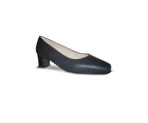 Zapato-azafata-comodo-azul-a